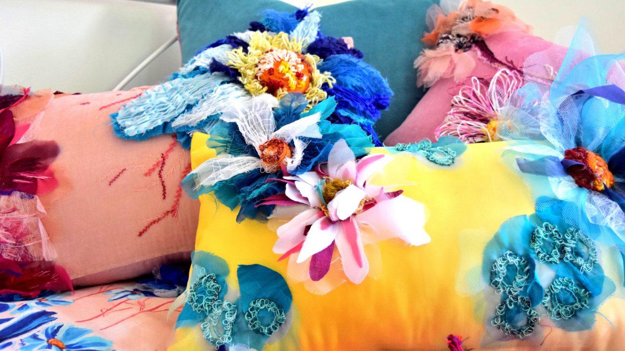 Enchanted Garden Cushions