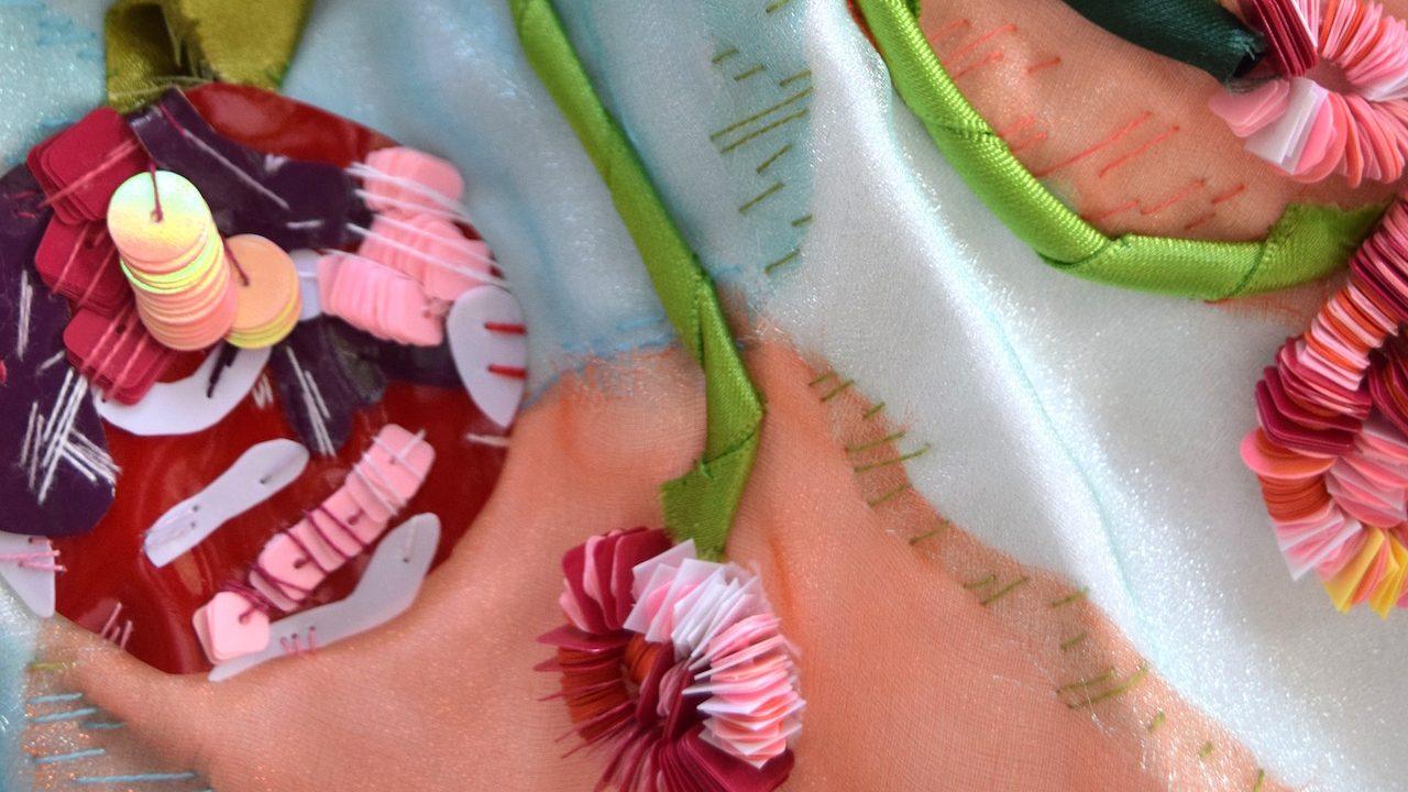 Iznik Botany Embellishment 01