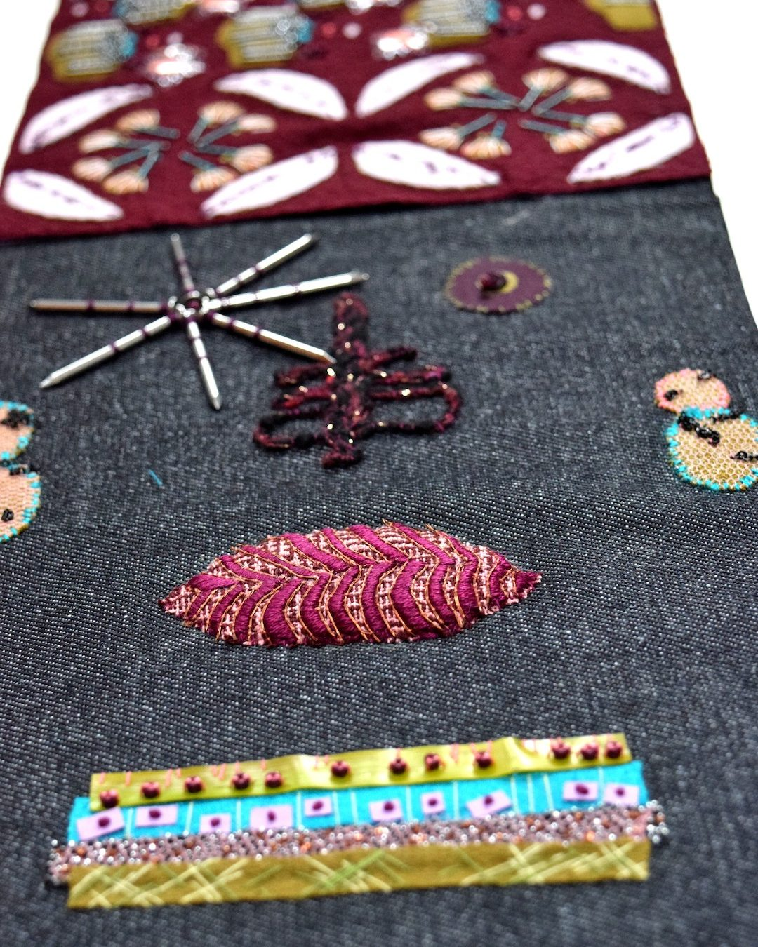Papyrus Embroidery Swatches 06